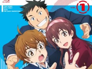『ナナマル サンバツ』Blu-ray&DVD VOL.1がはやくも発売! 特典には佐藤拓也さんらが登壇するイベントの抽選販売申込券が封入