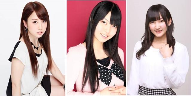 ▲左から福原香織さん、大坪由佳さん、西本りみさん