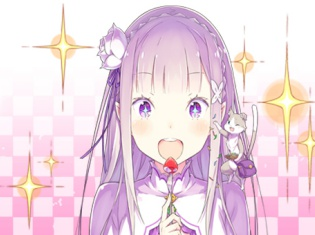 『Re:ゼロから始めるエミリアの誕生日生活 in 渋谷マルイ』誕生日記念企画が満載! 高橋李依さん小林裕介さん参加のトークイベントも開催