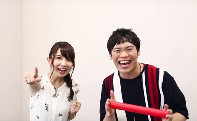 ▲『Fate/Apocrypha』ステージに出演:古川慎さん&大久保瑠美さん