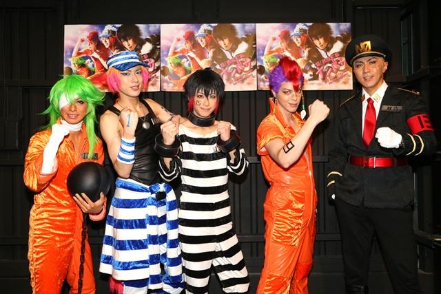 「ナンバカ」の舞台版がついに公演スタート! 赤澤燈さんらキャスト陣のコメントとゲネプロ写真も大公開!