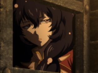 TVアニメ『将国のアルタイル』第10話「月下佳人の舞」より先行場面カットが到着! 紅の宮殿から脱出したマフムートたちを待ち受けていたのは……?