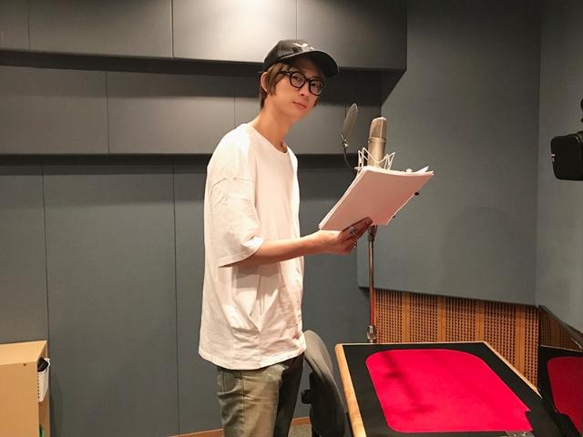 『Dear Birthday~声で贈るプレゼント~』天秤座より江口拓也さんの音声コメントが到着!