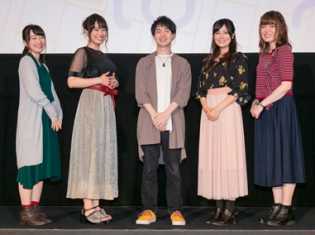 『妹さえいればいい。』は、妹属性を持っていれば、だれでもOK! 小林裕介さん、山本希望さん、金元寿子さんら登壇の先行上映会をレポート!