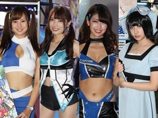 写真多数でたっぷりとレポート! 東京ゲームショウ2017にいたコンパニオンさんのお写真をまとめました! その1【東京ゲームショウ2017】