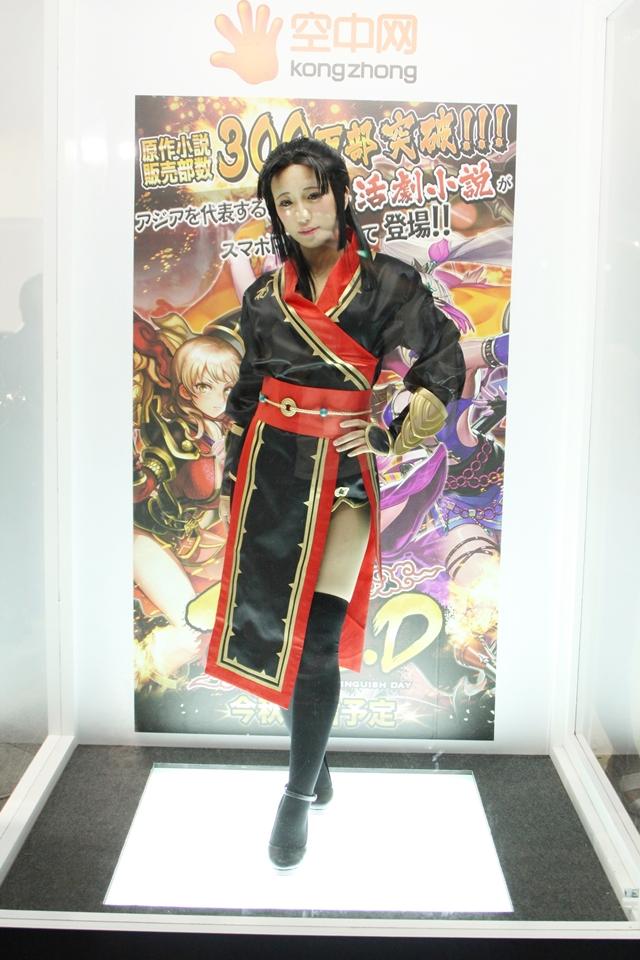 東京ゲームショウ2017にいたコンパニオンさんをまとめました! その3【TGS2017】