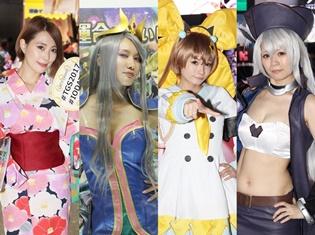 まだまだ見つけた美人コンパニオン! 東京ゲームショウ2017にいたコンパニオンさんをまとめました! その3【TGS2017】
