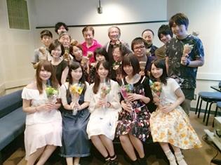 『プリンセス・プリンシパル』第12話(最終回)より、今村彩夏さん・関根明良さんら出演声優5名の公式コメント到着! 集合写真も公開
