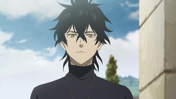 『ブラッククローバー』ユノ