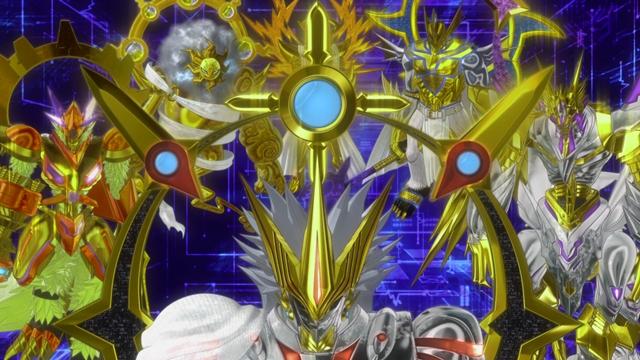 『デジモンユニバース アプリモンスターズ』第51話の先行場面カット到着! リヴァイアサンとの最終決戦、そして人類の未来は!?