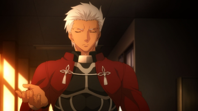 Fate/stay night [Unlimited Blade Works]-12
