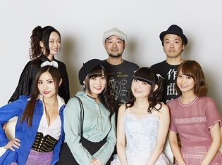 『LOST SONG』のトークイベントに、鈴木このみさん、田村ゆかりさん、芹澤優さん、たかはし智秋さんらが登壇! 追加キャストも発表!