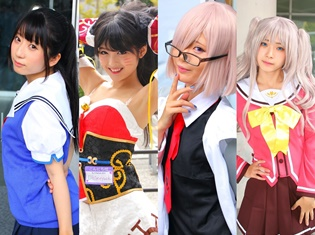 『LOL』アーリや『冴えカノ』加藤恵など!東京ゲームショウ2017でゲーム&アニメコスプレをしていた美女をフォトレポートでお届け!【TGS2017】