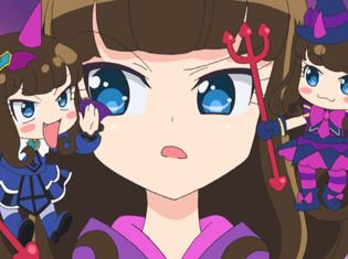 TVアニメ『アイドルタイムプリパラ』第26話より先行場面カット到着!みちるは日記でミーチルに悩みを打ち明けて……