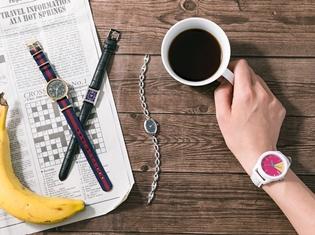 『あんさんぶるスターズ!』より、「Trickstar」「UNDEAD」「Knights」「2wink」をイメージしたコラボ腕時計が登場!