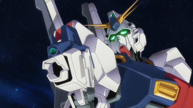 機動戦士ガンダム Twilight AXIS-4