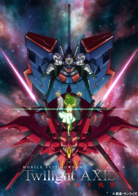 機動戦士ガンダム Twilight AXIS-3