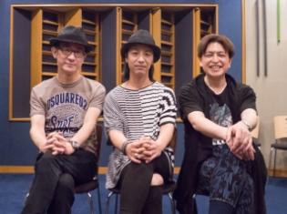 BLCDコレクション『恋する暴君8』で主演を務める緑川光さん、鳥海浩輔さん、成田剣さんのキャストインタビューが到着!