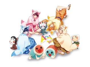 『A3!』×『太鼓の達人』コラボデザインのリーダー4人がプライズに登場! 10月18日(水)より登場中!
