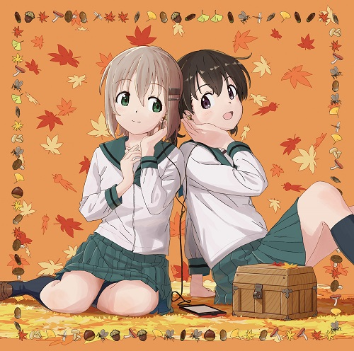 『ヤマノススメ』「おもいでクリエイターズ」のジャケット画像が公開! 10月28日からイベント上映&OVA発売が開始!