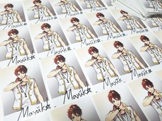 『真夜中アイドル!モザチュン VOL.1モザイク・スターズ』のアニメイト特典は、驚愕の2,000枚直筆キャラサイン入りブロマイド