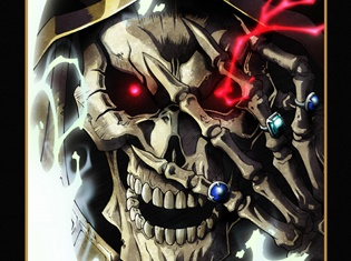 TVアニメ『オーバーロード』第2期の放送が2018年1月よりスタート予定! ティザービジュアル公開&原作ノベル最新12巻が9月30日発売!