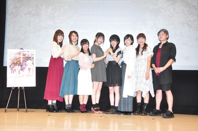 『このはな綺譚』先行上映イベントの公式レポートが到着!沼倉愛美さん、諏訪彩花さん、加隈亜衣さんら声優陣のコメントもお届け!