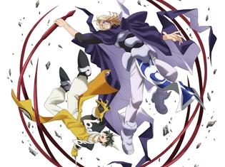 TVアニメ『封神演義』の放送時期が2018年1月に決定! 古川慎さん、中村悠一さん、KENNさんが追加声優として出演