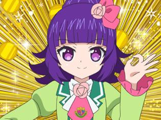 TVアニメ『アイドルタイムプリパラ』第27話より先行場面カット到着!しゅうかがパパラ宿のナンバーワンアイドルになることを公言して……!?