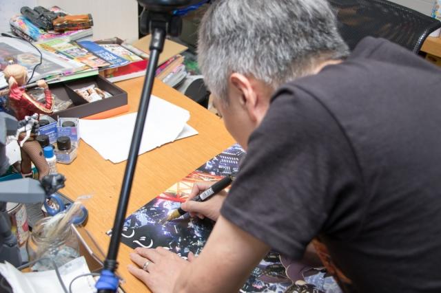 奥浩哉先生×マンウィズ ジャン・ケン・ジョニーさんが『いぬやしき』を語る! 異業種がシンクロする奇跡の対談インタビュー