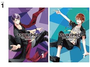『TSUKIPRO THE ANIMATION』のBD・DVDが発売決定! ツキプロ所属のタレントたちが集うライブイベントも開催!