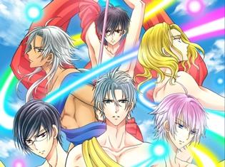 八代拓さん・畠中祐さんらが演じる男性アイドルたちが高速脱衣! アプリ『アイドルDTI』が、ついにリリース! 気になるゲーム内容を大紹介