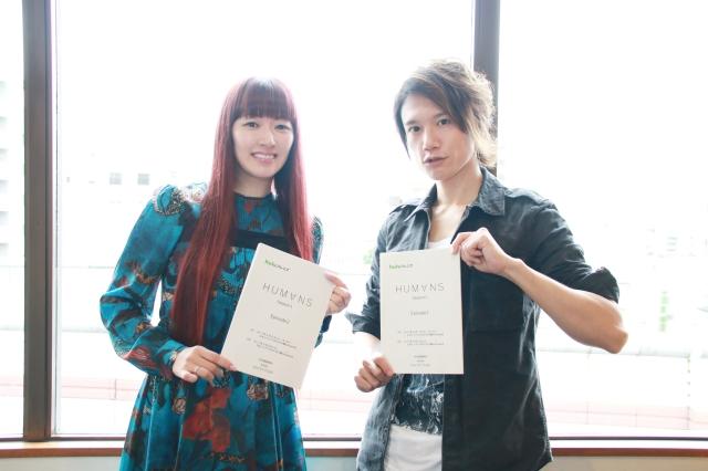 Hulu海外ドラマ『ヒューマンズ』田中理恵さん&KENNさん声優インタビュー