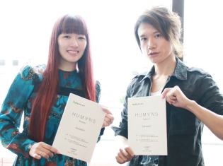 田中理恵さん&KENNさんがロボットに勝っていることは……? Hulu配信海外ドラマ『ヒューマンズ』声優インタビュー
