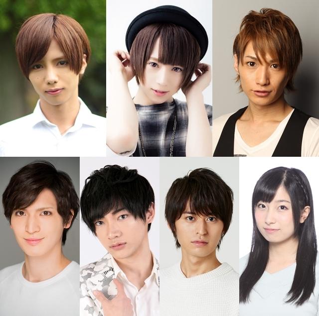 『DIABOLIK LOVERS MB』舞台キャスト解禁! 荒一陽さん、佐藤友咲さん、小波津亜廉さんらが出演