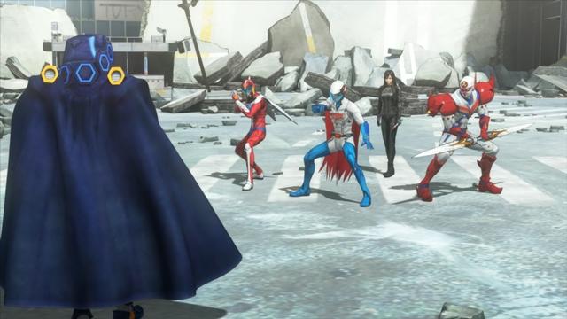 『劇場版Infini-T Force/ガッチャマン さらば友よ』破裏拳ポリマーを演じる鈴村健一さんが語る『Infini-T Force』が女性にウケた理由-7