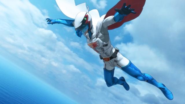 『劇場版Infini-T Force/ガッチャマン さらば友よ』破裏拳ポリマーを演じる鈴村健一さんが語る『Infini-T Force』が女性にウケた理由-2