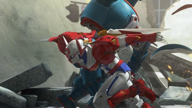 『劇場版Infini-T Force/ガッチャマン さらば友よ』破裏拳ポリマーを演じる鈴村健一さんが語る『Infini-T Force』が女性にウケた理由-3