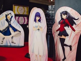 セイバーオルタの等身ドレスも披露! 劇場版『Fate/stay night[Heaven's Feel]』パルコとのコラボストア公式レポートが到着