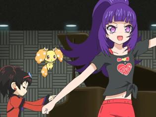 TVアニメ『アイドルタイムプリパラ』第29話より先行場面カット到着! ついに迎えた第3回アイドルタイムグランプリ当日、勝負の行方は……