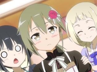 『結城友奈は勇者である-鷲尾須美の章-』第3話先行カット公開! 結束が強化された3人は、束の間の休息を小学生らしく全力で楽しみ……