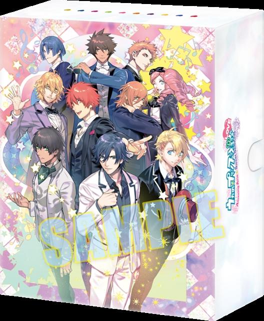 『うたの☆プリンスさまっ♪Amazing Aria & Sweet Serenade LOVE』が10月19日に発売!