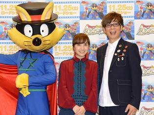 『かいけつゾロリ』劇場版第5弾の主題歌は、百田夏菜子さん(ももクロ)と山寺宏一さんがデュエット! 気になる収録の模様を大公開