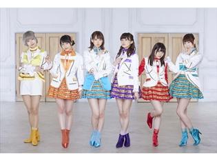 i☆Ris5周年と3rdアルバム「WONDERFUL PALETTE」発売記念! 全5種類のスペシャルステッカーが貰えるキャンペーンを開催!