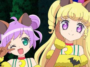 TVアニメ『アイドルタイムプリパラ』第30話より先行場面カット到着!パックはガァララに従い、みんなの夢を次から次へと食べていき……