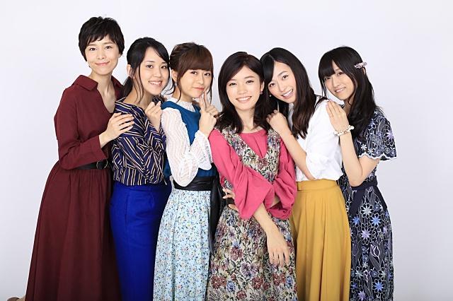 『映画キラキラ☆プリキュアアラモード』を声優陣6人が語る!