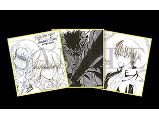 『Fate/stay night [Heaven's Feel]』第1章、3週目来場者特典は、ufotable描き下ろしイラストミニ色紙に決定