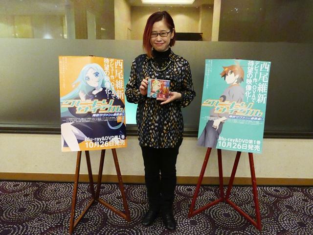 『クビキリサイクル 青色サヴァンと戯言遣い』のサウンドコレクション発売! 作曲家・梶浦由記さんのコメントが到着