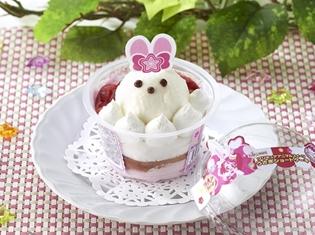 『キラキラ☆プリキュアアラモード』宇佐美いちかの変身アイテム「アニマルスイーツ うさぎショートケーキ」、本当に食べられるスイーツとして発売決定