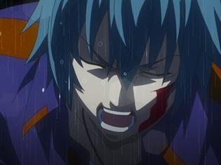 TVアニメ『Dies irae』第3話「悪夢の終わりは始まり」より先行場面カットが到着! 見失った香純を探す蓮は連続殺人事件の犯人を見つけてしまう